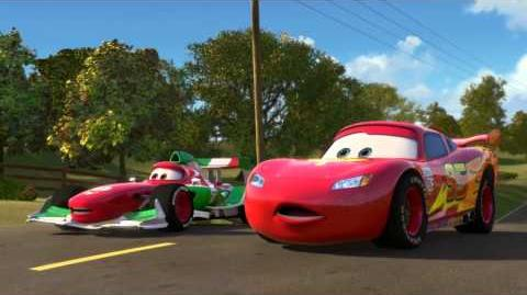 """Cars 2 """"Mom On A Mission"""" (Target)"""
