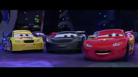 CARS 2 - Meet Australia's Frosty - Disney Pixar - On Blu-ray & DVD & 3D Blu-ray NOVEMBER 9
