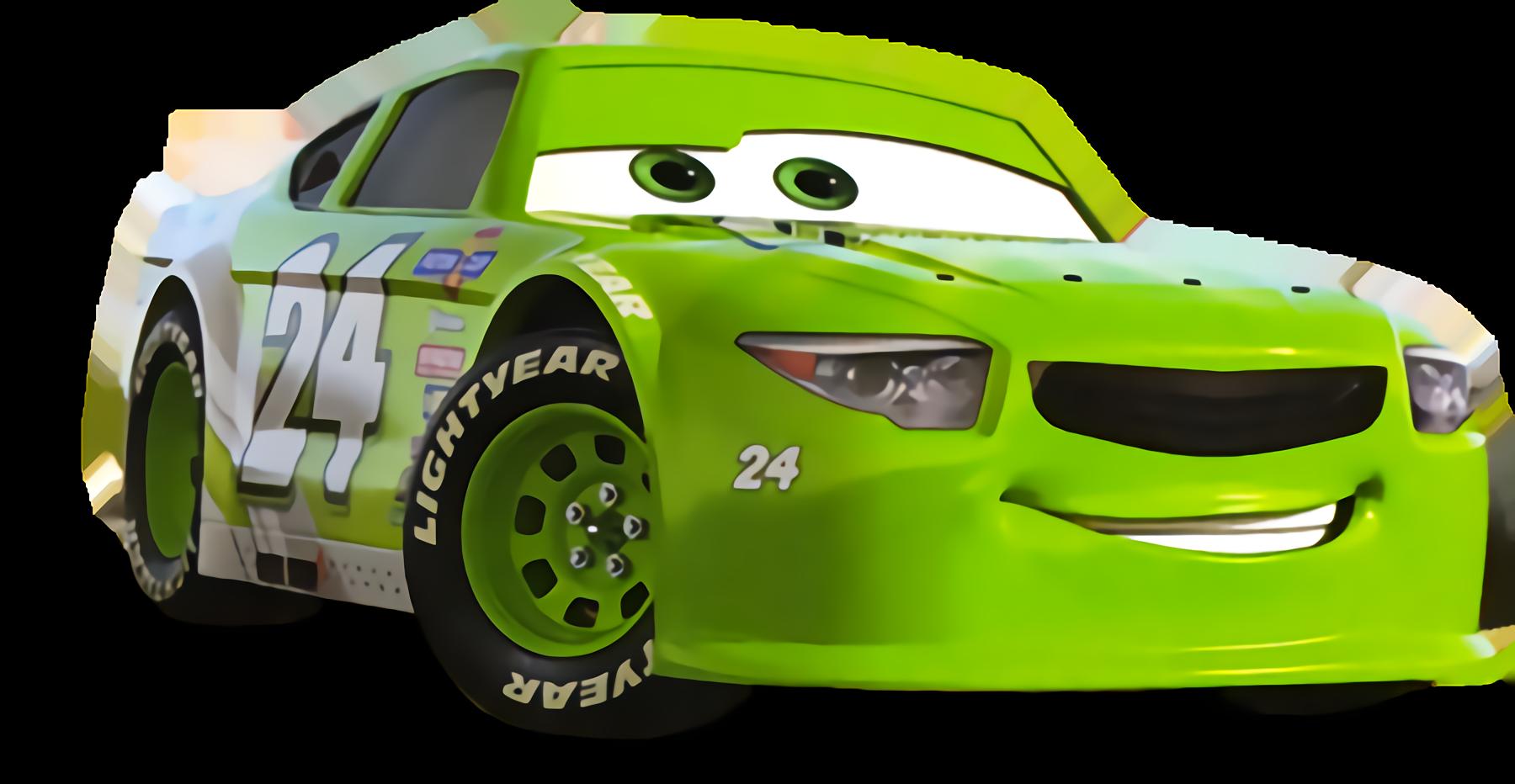 2 Pack Disney Pixar Cars Character Car Brick Yardley Cal