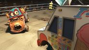 PIXAR CARS TOONS MONSTER TRUCK MATER