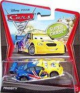 Frosty cars 2 super chase