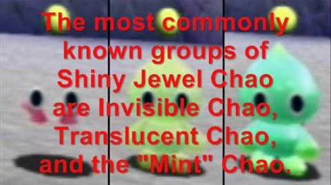 Crazo's Chao Guides - Shiny Jewel Chao