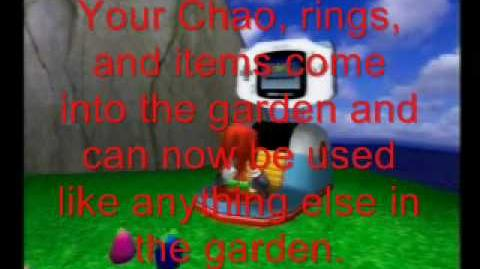 Crazo's Chao Guides - Sonic Adventure 2 Battle to Tiny Chao Garden And Back