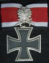 Dorvish Cross with Oak Leaves, Swords and Diamonds