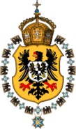 Dundorfian Reich Early Historical Coat of Arms