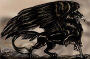 Night Griffin Vyraska