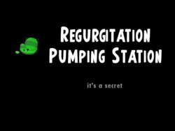 Regurgitation Pumping Station title