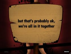 We're all in it together Chapter 1