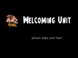 Welcoming Unit title