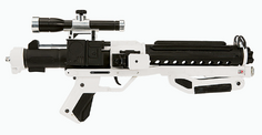Fo stormtrooper rifle