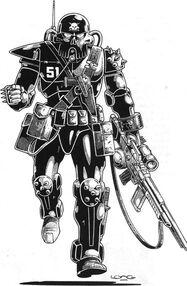 Old cs armour