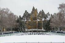 Canadas-Wonderland-Mountain winter