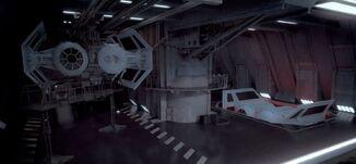 Imperial nebulon b hanger 3