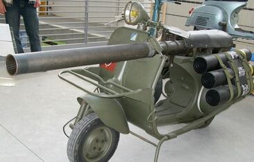 Attack scooter