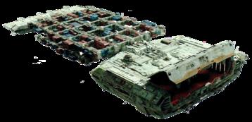 Baleen freighter