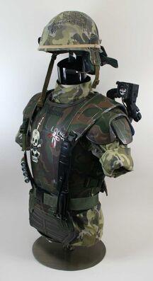 Colonial marine armour