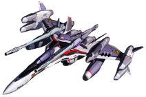 Vf-25f-tornado-space-fighter