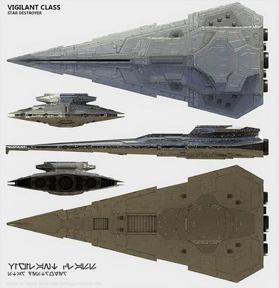 Vigilant class star destroyer