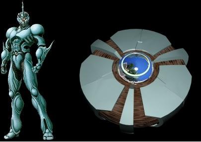 Guyver Bio-Booster Armor