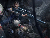 Sniper by bogdan mrk-d8vv1ps
