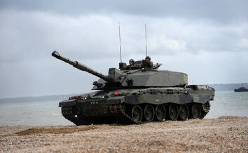1a7b438ca669 Background Challenger 2 Tank. The FV4034 Challenger 2 is a British main  battle tank (MBT) currently in service ...