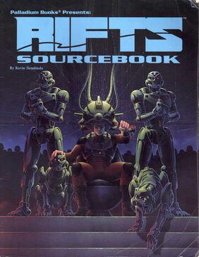 RiftsSourcebookone