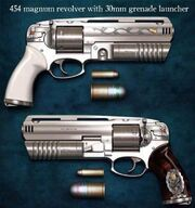 Hellbore pistol