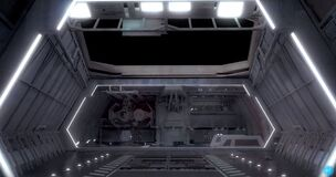 Imperial nebulon b hanger 7