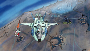 Robotech logan scramble by leelf-d4tuqr2
