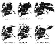 Old cs helmets