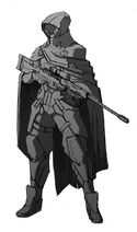 Scifi sniper