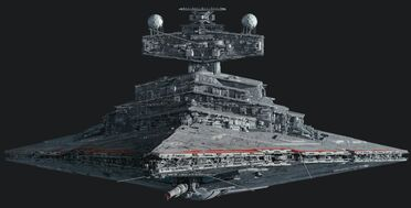 Xyston class star destroyer