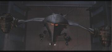 HK-Drone Retracted