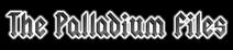 Palladium files logo
