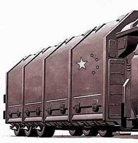 Cs armoured transport bunkers