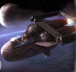 G-1a starfighter