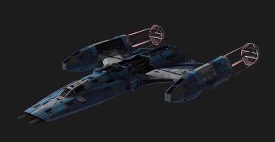 Next gen y-wing by ec henry