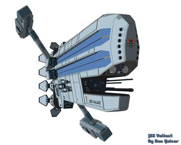 JSS Valiant Strike Carrier 3 by xzarno