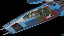 Next gen y-wing cockpit by ec henry