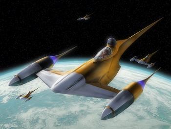 N-1 Starfighter 1