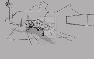 Spectre sketch by leelf-d4w8dd3