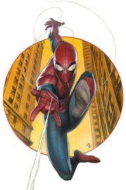 Amazing Spider-Man Vol 3 1 Granov Variant Textless