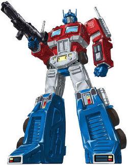 Optimusrobot