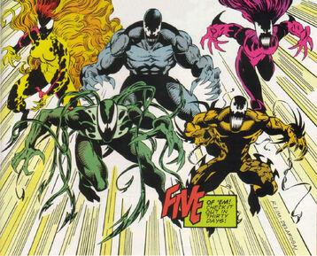 Venom Lethal Protector Vol 1 4 page --