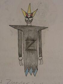 Lord Zander