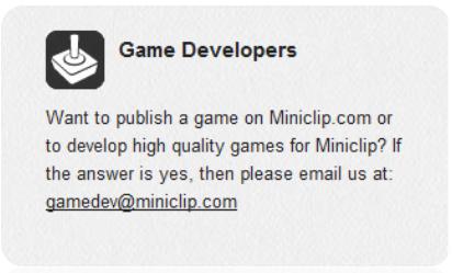 Miniclip Game Develop