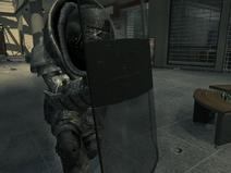 Riot Shield Juggernaut