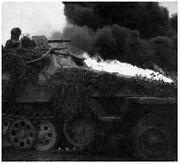 Flammenpanzer III Ausf. M