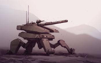 MZ-11 Battle Mech