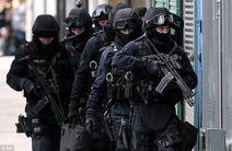 British Police Firearms Unit